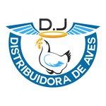 Logotipo de D.J Distribuidora de Aves Abatidas Derivados Ltda-Me