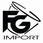 Logotipo de FG Import