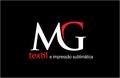 Logotipo de Mg textil