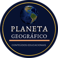 Logotipo de Planeta Geográfico Conteúdos Geográficos
