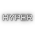 Logotipo de Hyper TV
