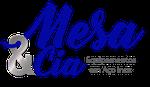 Logotipo de Mesa & Cia Equipamentos em Aço Inox