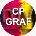 Logotipo de CP Graf - Multi Materiais Gráficos