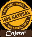 Logotipo de Cajeta Produtos Artesanais