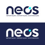 Logotipo de Neos Importadora