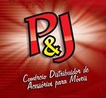 Logotipo de P&J Indústria e Comércio de Acessórios para Móveis e Utilidades