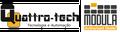 Logotipo de Quattro-Tech Tecnologia e Automação Industrial Ltda.