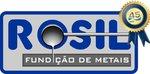 Logotipo de Fundição de Metais Rosil