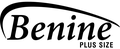 Logotipo de Benine Jeans - Moda Plus Size