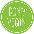 Logotipo de Dona Vegan