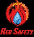 Logotipo de Red Safety Segurança Contra Incêndio