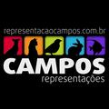 Logotipo de Representação Campos