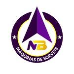 Logotipo de norte inds e com de maq de sorvete eireli-me