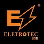 Logotipo de Eletrotec