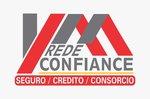 Logotipo de Rede Confiance Seguros, Créditos e Consórcios