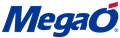 Logotipo de Industria de tintas Megaó