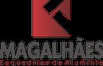 Logotipo de Magalhaes Esquadrias de Alumínio