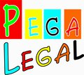Logotipo de Pega Pegal confecções