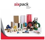 Logotipo de SIXPACK Embalagens Ltda.