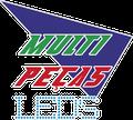 Logotipo de Multi pecas