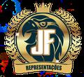 Logotipo de J F Representações