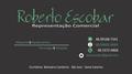 Logotipo de Roberto Escobar Representação Comercial