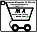 Logotipo de m.a.representações