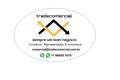 Logotipo de Trade Comercial