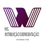Logotipo de WG Representação -